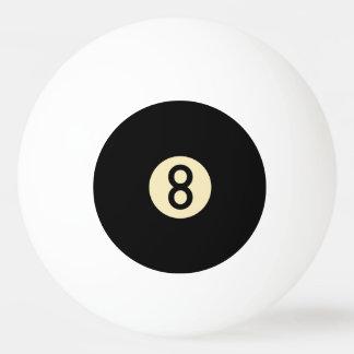 8 Ball Ping Pong Ball