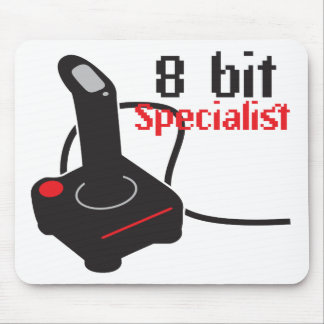 8 Bit Specialist Mouse Pad