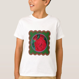 8 Flower Floral photos graphics on t-shirts gifts