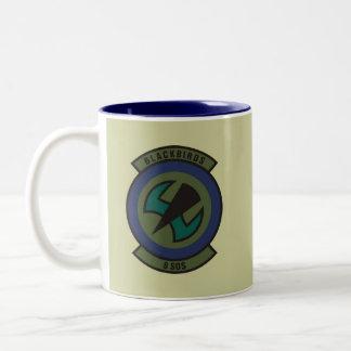 8th SOS Coffee Mug w/ Osprey on reverse side