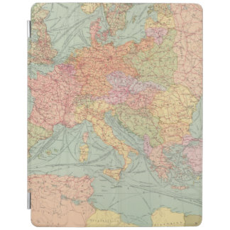 910 Lines of Communication, Central Europe iPad Cover