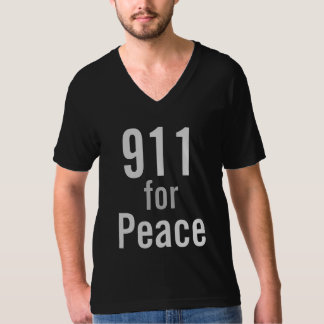 911 for Peace T-Shirt