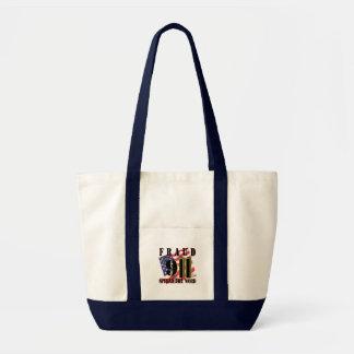 911 Fraud Impulse Tote Bag