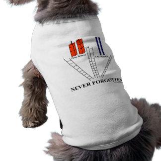 911 Never Forgotten Pet Clothing