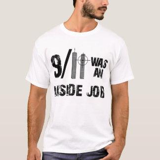 911 Was Inside Job tshirt