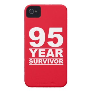 95 year survivor iPhone 4 case