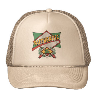 95th Authentic Birthday Gifts Cap