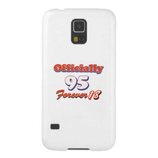 95th birthday designs galaxy s5 cases