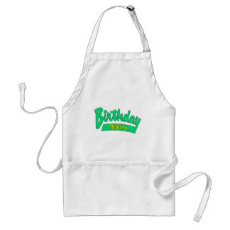 95th Birthday Gifts Apron