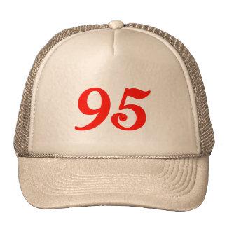 95th Birthday Gifts Cap