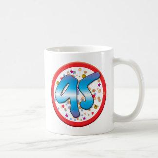 95th Birthday Mugs