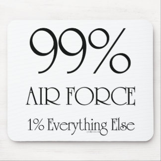 99% Air Force Mouse Pad
