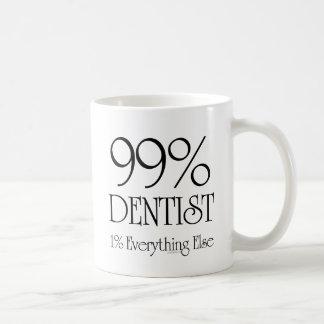 99% Dentist Coffee Mug