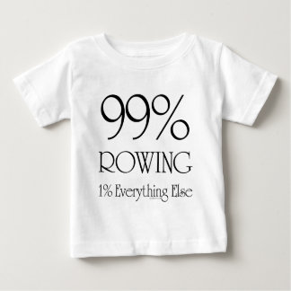 99% Rowing Baby T-Shirt