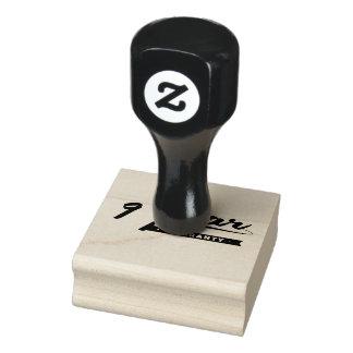 9 year warranty stamp