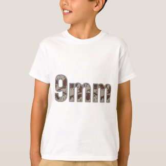 9mm ammo ammunition desert camo T-Shirt
