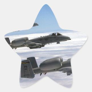 A10 Thunderbolt II Star Sticker