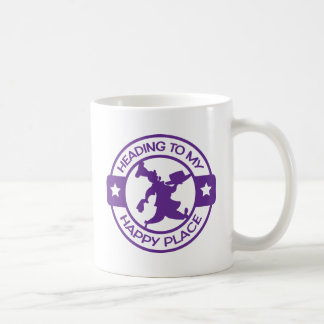 A259 happy place pastry chef purple coffee mug