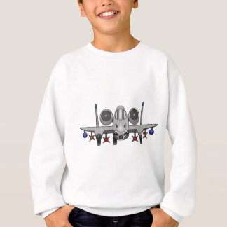 A-10 Warthog Fighter Sweatshirt