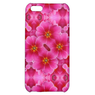 A abstract pink orchids pattern. iPhone 5C cases