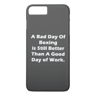 A Bad Day Of Boxing iPhone 7 Plus Case