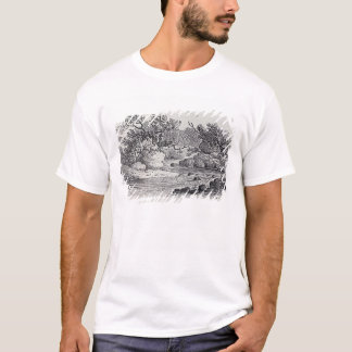 A Bend in the River from 'History of British T-Shirt
