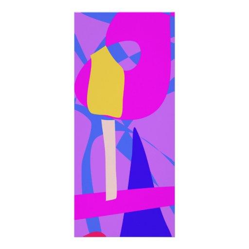 A Boy with a Lollipop Custom Rack Cards