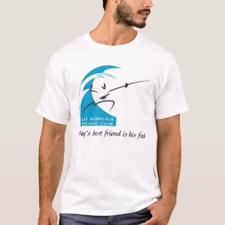 A boy's best friend is his foil T-Shirt