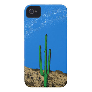 A Bright Day in the Desert iPhone 4 Case