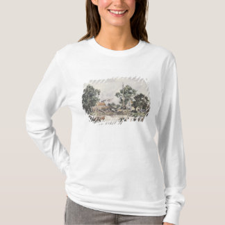 A Canal in The Hague, 1868 T-Shirt