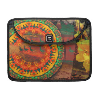 A Candian Geese Flock in Dunbar Park Sleeve For MacBook Pro