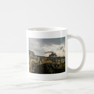A cathedral in ruins (Guatemala) Coffee Mug