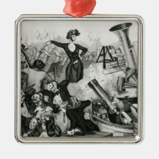 A Concert of Hector Berlioz Christmas Ornament