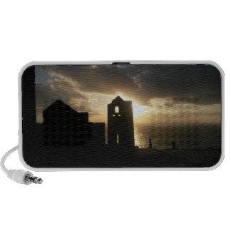 A Cornish Sunset Wheal Coates Portable Speakers