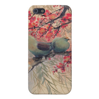 A Couple in Spring iPhone 5 Case