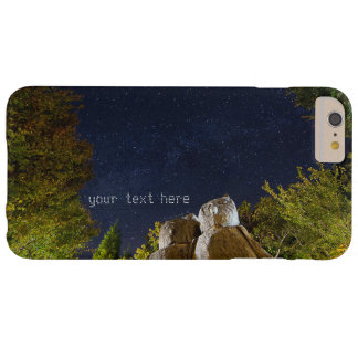 A Couple of Owls in Smangus Tribe under Milky Way Barely There iPhone 6 Plus Case