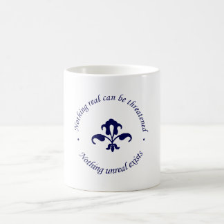 A Course in Miracles Morphing Mug