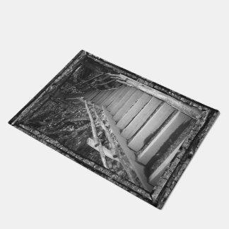 A Dark Path Doormat