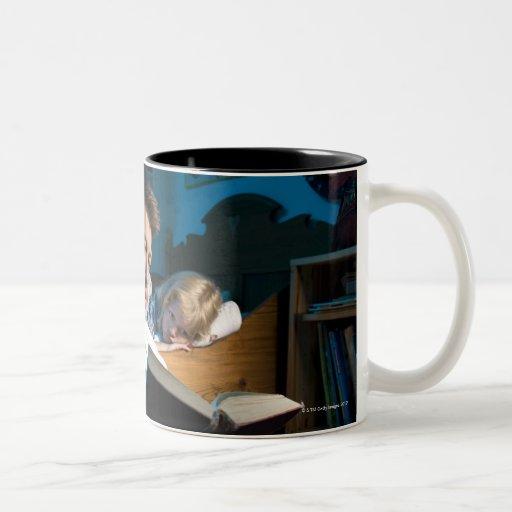 a day at home mug