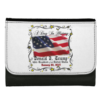 A Day In History Trump Inauguration Wallet