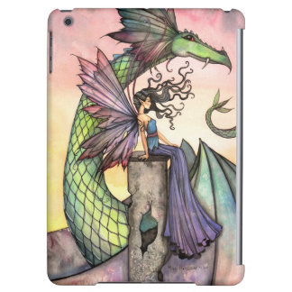 A Distant Place Dragon Fairy Fantasy Art Case For iPad Air