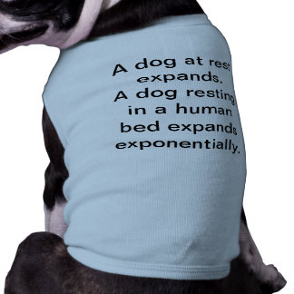A Dog at Rest Shirt