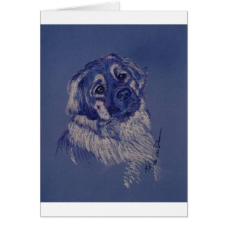 A Dog Understands (TM) Card