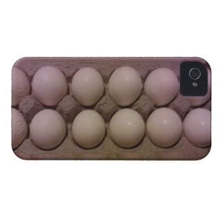 A dozen EGGS. iPhone 4 Case-Mate Case