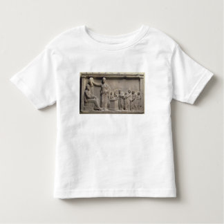 A family sacrificing a bull to Asclepius Toddler T-Shirt