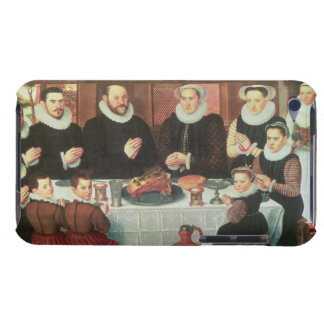 A Family Saying Grace Before the Meal, 1585 (oil o Barely There iPod Covers