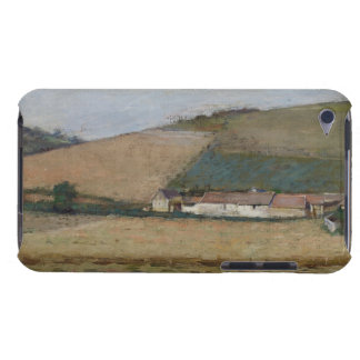 A Farm Among Hills, Giverny, c.1887 iPod Case-Mate Case