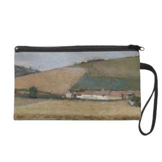 A Farm Among Hills, Giverny, c.1887 Wristlet