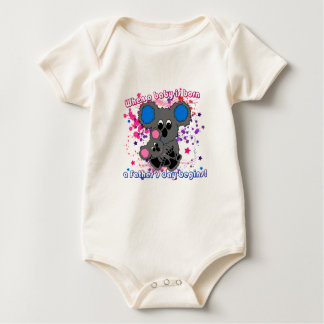 a father's day begins! baby bodysuit