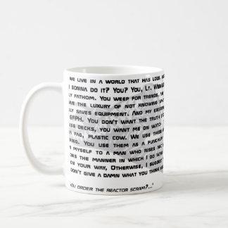 A Few Good Nukes mug